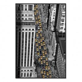 Cuadro Tríptico Nueva York