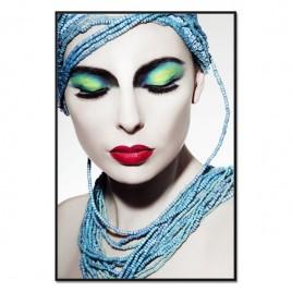 Cuadro Mujer Green Star