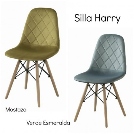 SILLA HARRY (PACK 4 UNIDADES)