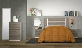 Dormitorio de matrimonio MONIKA 04