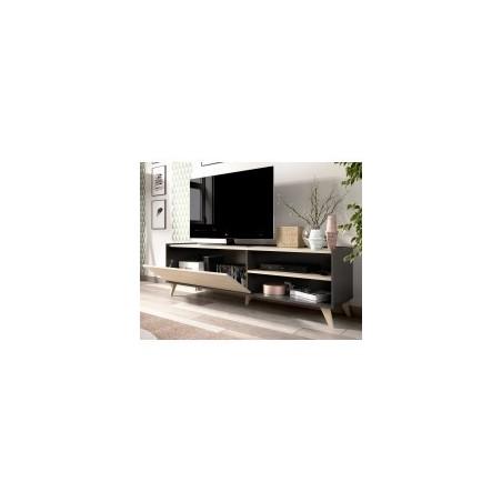 Mueble bajo de televisión modelo Ness