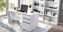 Mesa escritorio 50x138 modelo SHIRO