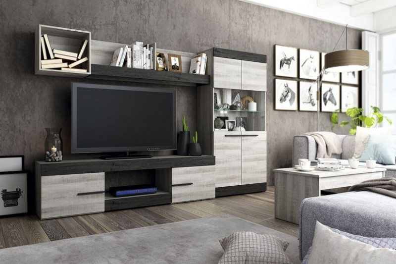 Moderno Mueble de salón SIDNEY 03