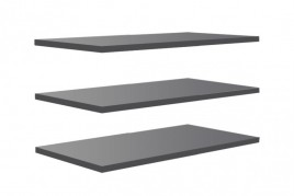 Lote de 3 estantes 82x42 cm WINNER Plus ENTREGA INMEDIATA