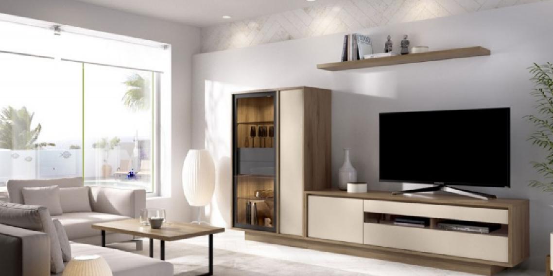 Mueble bajo TV